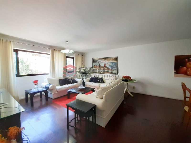 2 - Apartamento à venda Rua Gustavo Sampaio,Leme, Zona Sul RJ - R$ 1.300.000 - LAAP40799 - 1