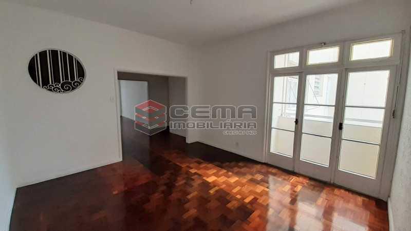 Sala - Apartamento 3 quartos para alugar Copacabana, Zona Sul RJ - R$ 5.500 - LAAP33672 - 3