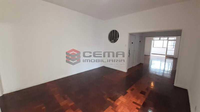 Sala - Apartamento 3 quartos para alugar Copacabana, Zona Sul RJ - R$ 5.500 - LAAP33672 - 4