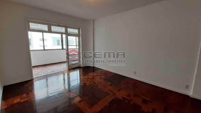 Sala - Apartamento 3 quartos para alugar Copacabana, Zona Sul RJ - R$ 5.500 - LAAP33672 - 6