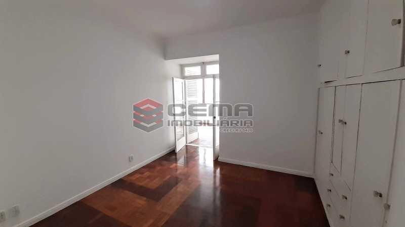 Quarto 1 - Apartamento 3 quartos para alugar Copacabana, Zona Sul RJ - R$ 5.500 - LAAP33672 - 10