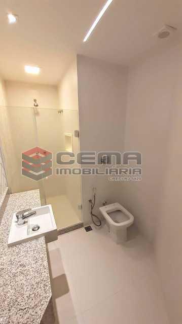 Banheiro Social - Apartamento 3 quartos para alugar Copacabana, Zona Sul RJ - R$ 5.500 - LAAP33672 - 11