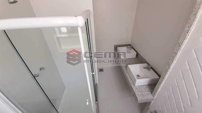 Banheiro Suíte - Apartamento 3 quartos para alugar Copacabana, Zona Sul RJ - R$ 5.500 - LAAP33672 - 17
