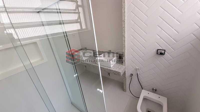 Banheiro SUíte - Apartamento 3 quartos para alugar Copacabana, Zona Sul RJ - R$ 5.500 - LAAP33672 - 18