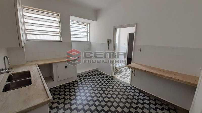 COzinha - Apartamento 3 quartos para alugar Copacabana, Zona Sul RJ - R$ 5.500 - LAAP33672 - 19
