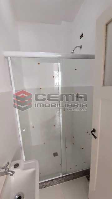 Banheiro de serviço - Apartamento 3 quartos para alugar Copacabana, Zona Sul RJ - R$ 5.500 - LAAP33672 - 23