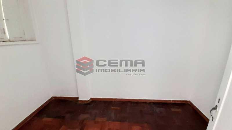 Depêndencia.  - Apartamento 3 quartos para alugar Copacabana, Zona Sul RJ - R$ 5.500 - LAAP33672 - 24
