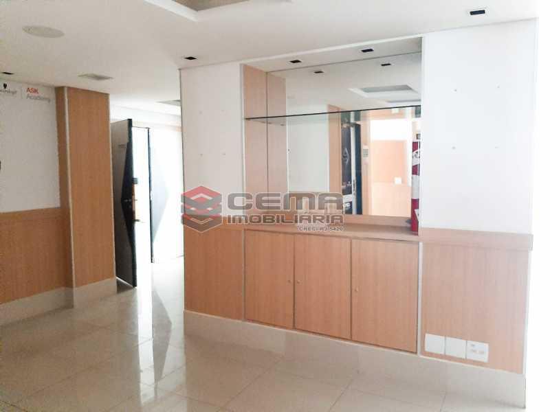 WhatsApp Image 2020-02-04 at 1 - Andar com 13 salas comerciais para alugar com 2 vagas na garagem em Copacabana, 460m. - LAAN00085 - 4
