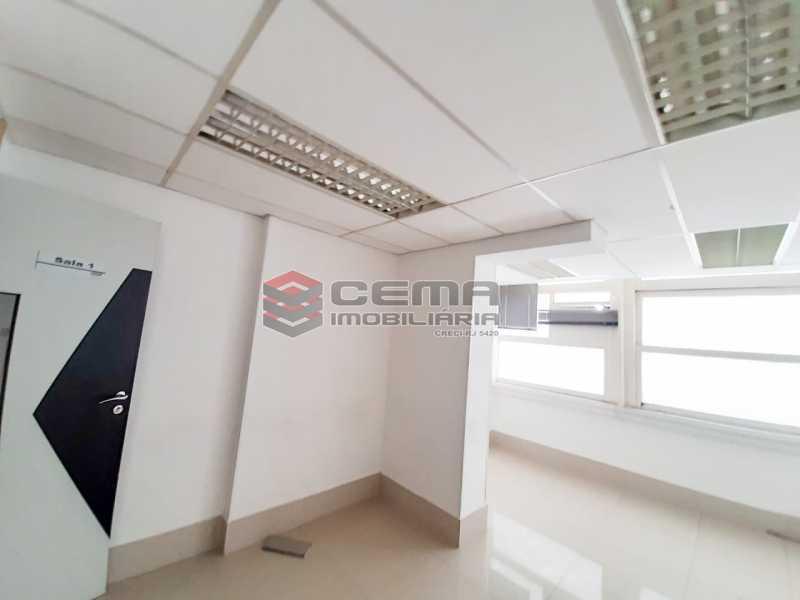WhatsApp Image 2020-02-04 at 1 - Andar com 13 salas comerciais para alugar com 2 vagas na garagem em Copacabana, 460m. - LAAN00085 - 23