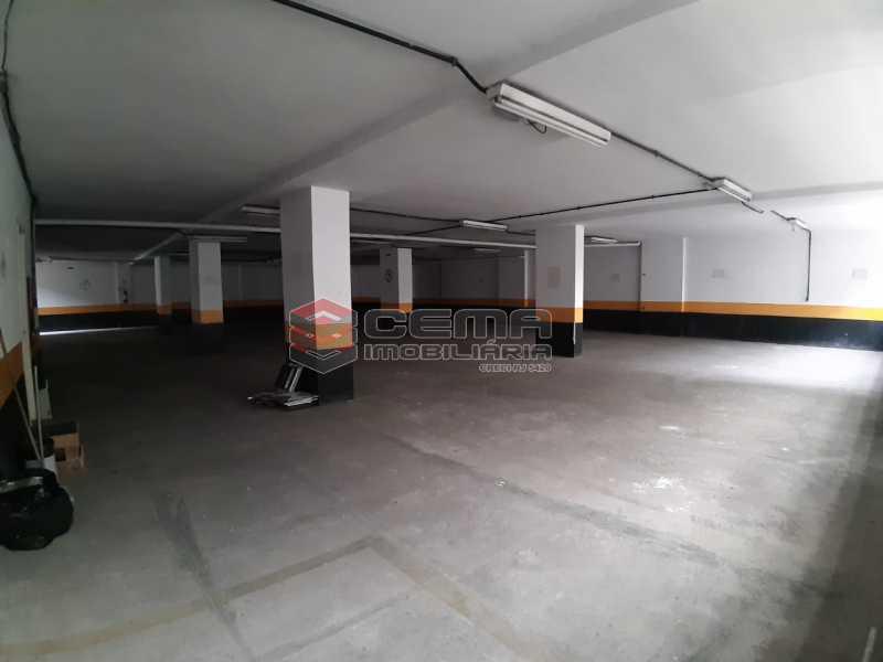 estacionamento  - Andar comercial botafogo 700m2 - LAAN00083 - 13