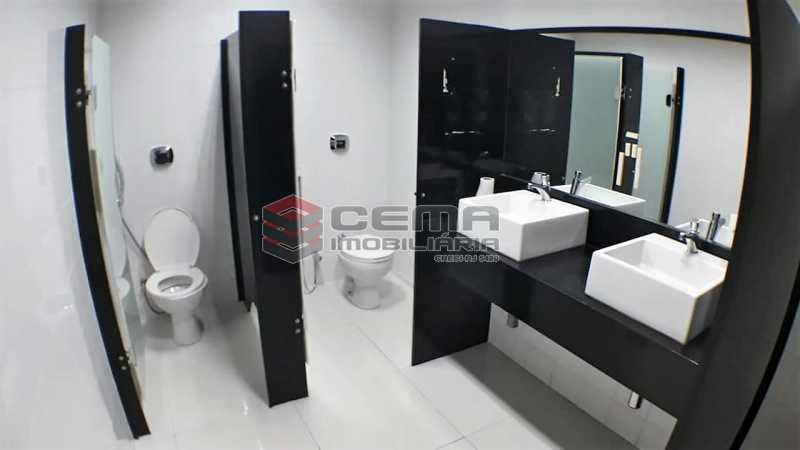 Banheiro Feminino  - Andar comercial botafogo 700m2 - LAAN00083 - 16