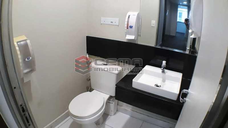 lavabo  - Andar comercial Alto Padrão - LAAN00084 - 16