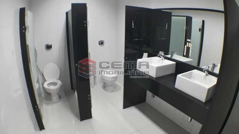 Banheiro feminino  - Andar comercial Alto Padrão - LAAN00086 - 10