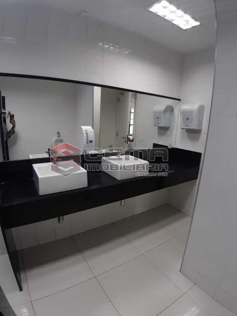 Banheiro  - Andar comercial Alto Padrão - LAAN00086 - 12