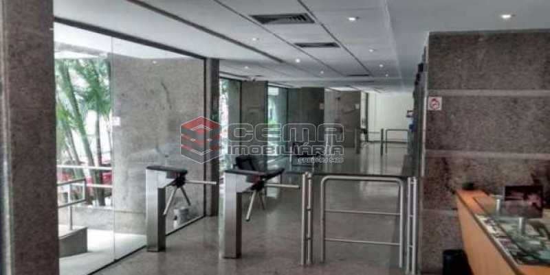Recepção  - Andar comercial Alto Padrão - LAAN00086 - 5
