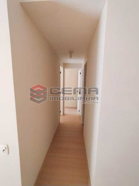 Corredor - Apartamento 3 quartos para alugar Jardim Botânico, Zona Sul RJ - R$ 3.200 - LAAP33689 - 7