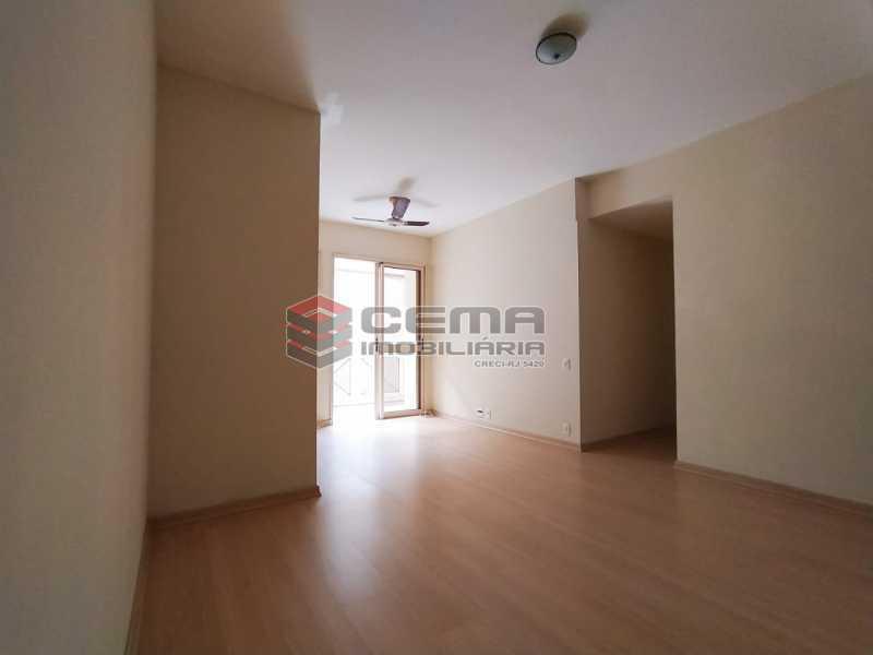 Sala - Apartamento 3 quartos para alugar Jardim Botânico, Zona Sul RJ - R$ 3.200 - LAAP33689 - 1