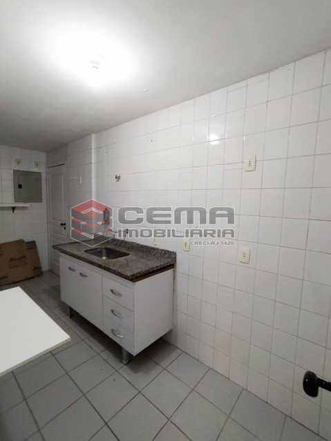 Cozinha 1 - Apartamento 3 quartos para alugar Jardim Botânico, Zona Sul RJ - R$ 3.200 - LAAP33689 - 21