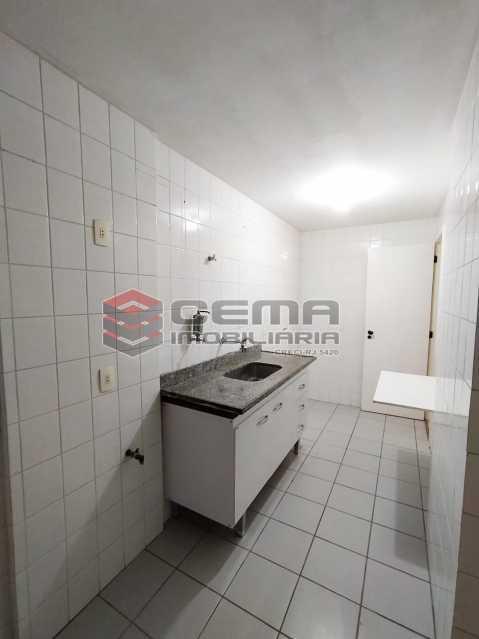 Cozinha 2 - Apartamento 3 quartos para alugar Jardim Botânico, Zona Sul RJ - R$ 3.200 - LAAP33689 - 22