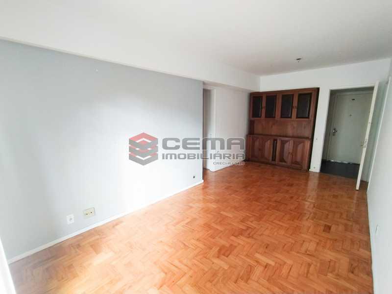 Sala - Apartamento 2 quartos para alugar Jardim Botânico, Zona Sul RJ - R$ 2.400 - LAAP24313 - 4