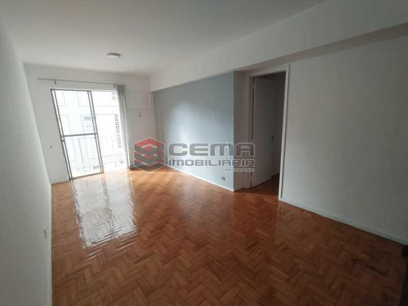 Sala - Apartamento 2 quartos para alugar Jardim Botânico, Zona Sul RJ - R$ 2.400 - LAAP24313 - 3