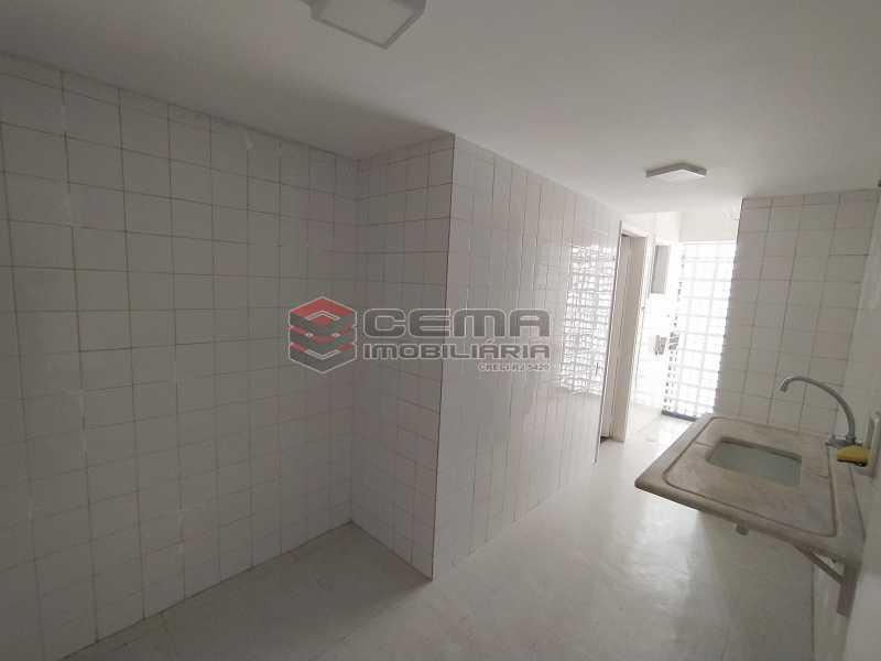 Cozinha - Apartamento 2 quartos para alugar Jardim Botânico, Zona Sul RJ - R$ 2.400 - LAAP24313 - 17