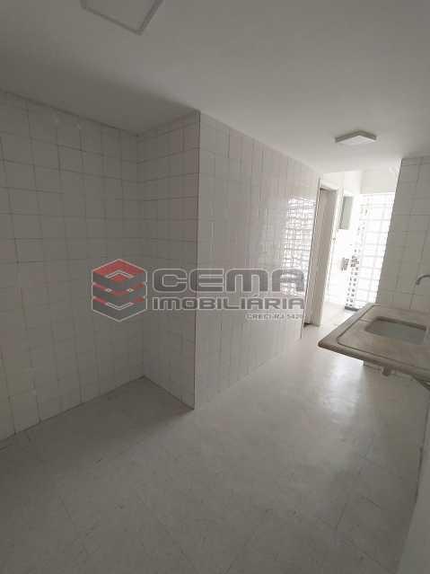 Cozinha - Apartamento 2 quartos para alugar Jardim Botânico, Zona Sul RJ - R$ 2.400 - LAAP24313 - 19