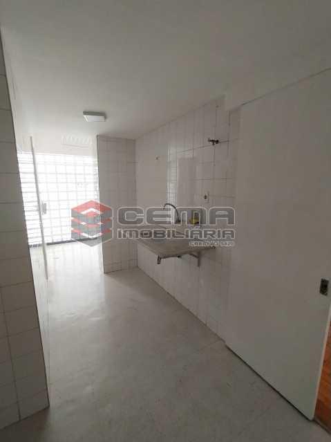 Cozinha - Apartamento 2 quartos para alugar Jardim Botânico, Zona Sul RJ - R$ 2.400 - LAAP24313 - 20