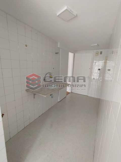 Cozinha - Apartamento 2 quartos para alugar Jardim Botânico, Zona Sul RJ - R$ 2.400 - LAAP24313 - 18