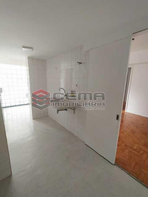 Cozinha - Apartamento 2 quartos para alugar Jardim Botânico, Zona Sul RJ - R$ 2.400 - LAAP24313 - 21