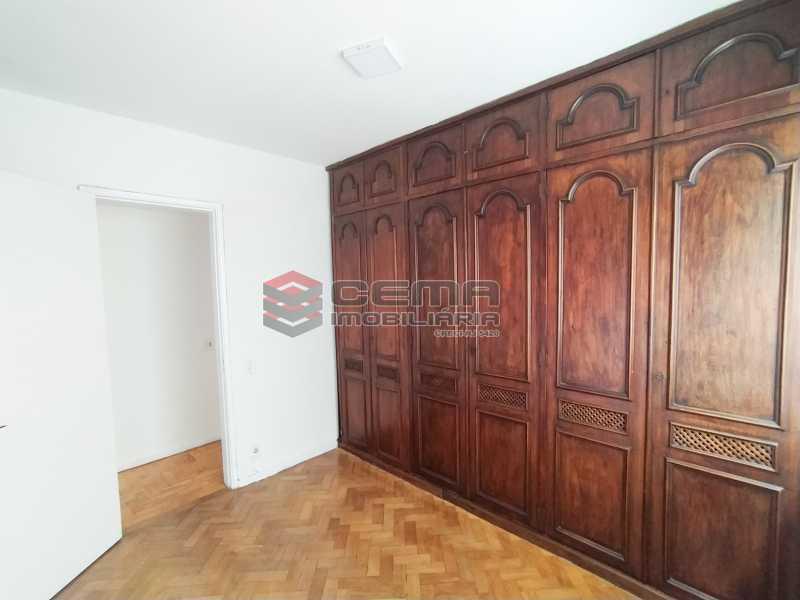 Quarto - Apartamento 2 quartos para alugar Jardim Botânico, Zona Sul RJ - R$ 2.400 - LAAP24313 - 9