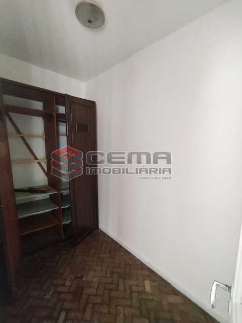Dependência - Apartamento 2 quartos para alugar Jardim Botânico, Zona Sul RJ - R$ 2.400 - LAAP24313 - 24