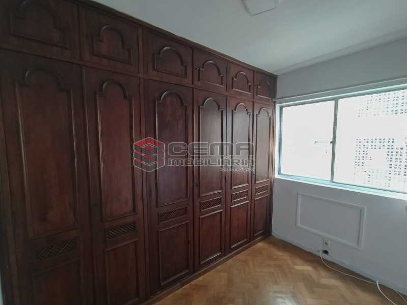 Quarto - Apartamento 2 quartos para alugar Jardim Botânico, Zona Sul RJ - R$ 2.400 - LAAP24313 - 11