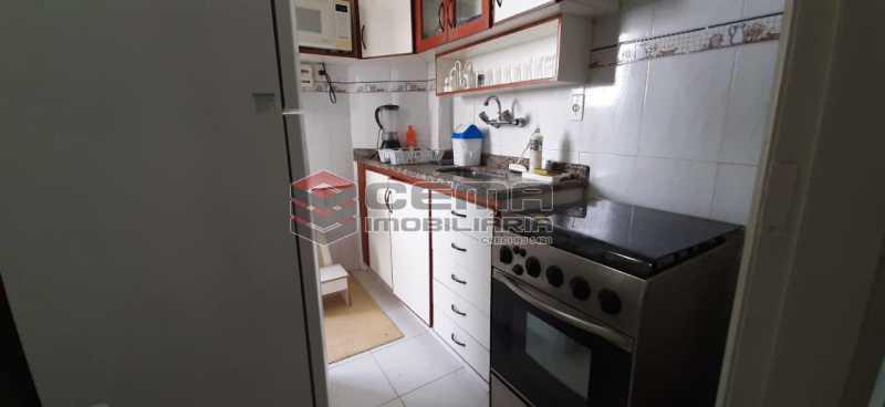 Cozinha - 2 QUARTOS MOBILIADO COPACABANA - LAAP24344 - 12