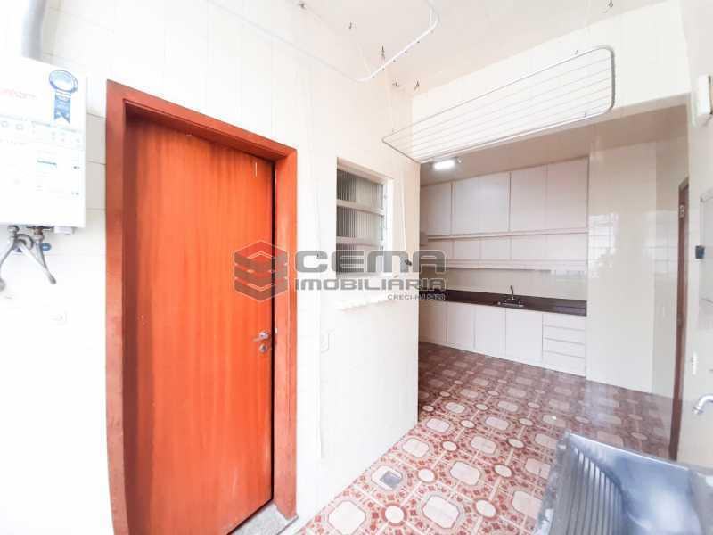 WhatsApp Image 2020-02-27 at 1 - Apartamento para alugar de 3 quartos com 2 vagas na garagem em Vila Isabel., 140m² . - LAAP33735 - 23
