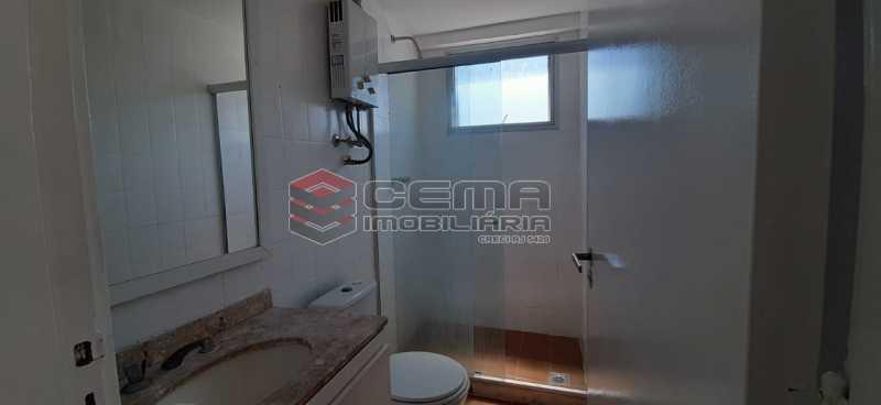 Banheiro social  - dois quartos com vaga - LAAP24369 - 9