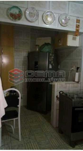 6 - Apartamento à venda Rua Francisco Muratori,Santa Teresa, Zona Centro RJ - R$ 750.000 - LAAP33747 - 7