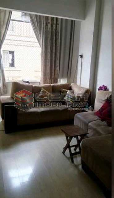 1 - Apartamento à venda Rua Francisco Muratori,Santa Teresa, Zona Centro RJ - R$ 750.000 - LAAP33747 - 1