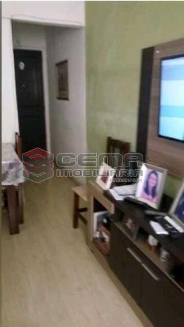2 - Apartamento à venda Rua Francisco Muratori,Santa Teresa, Zona Centro RJ - R$ 750.000 - LAAP33747 - 3