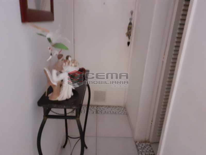 entrada - Kitnet/Conjugado 30m² à venda Catete, Zona Sul RJ - R$ 370.000 - LAKI10300 - 4