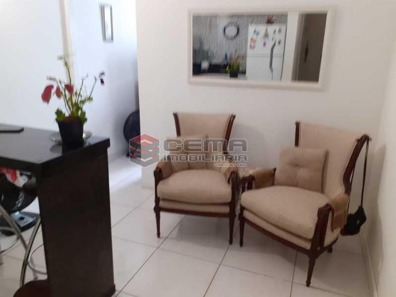 sala - Kitnet/Conjugado 30m² à venda Catete, Zona Sul RJ - R$ 370.000 - LAKI10300 - 5