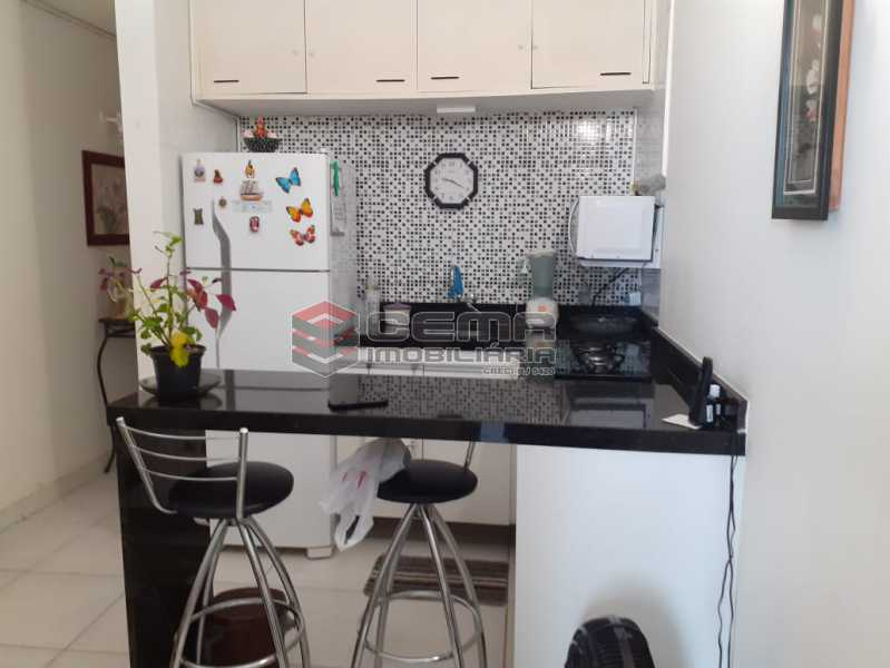 cozinha - Kitnet/Conjugado 30m² à venda Catete, Zona Sul RJ - R$ 370.000 - LAKI10300 - 8