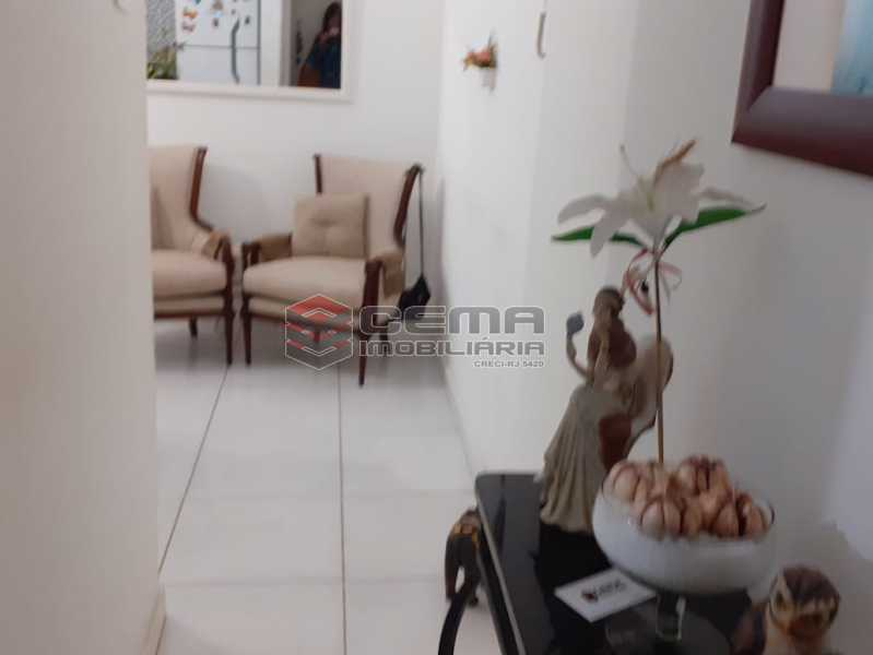 sala - Kitnet/Conjugado 30m² à venda Catete, Zona Sul RJ - R$ 370.000 - LAKI10300 - 6