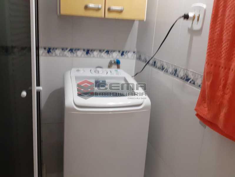 banheiro - Kitnet/Conjugado 30m² à venda Catete, Zona Sul RJ - R$ 370.000 - LAKI10300 - 15
