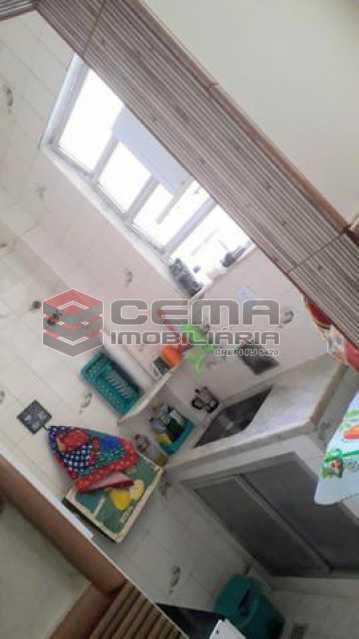1 - Apartamento à venda Rua da Passagem,Botafogo, Zona Sul RJ - R$ 459.000 - LAAP12459 - 6