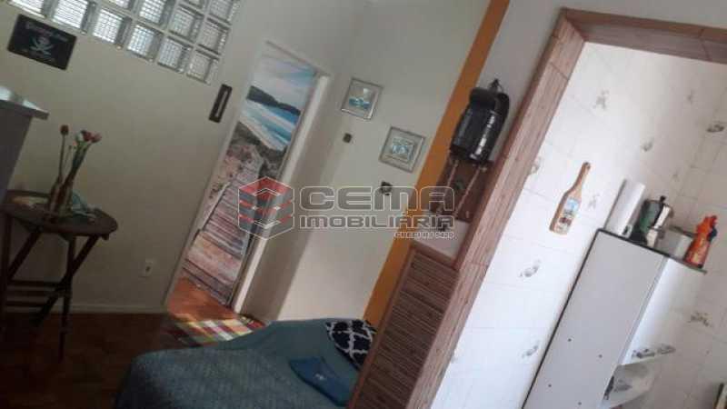 2 - Apartamento à venda Rua da Passagem,Botafogo, Zona Sul RJ - R$ 459.000 - LAAP12459 - 5