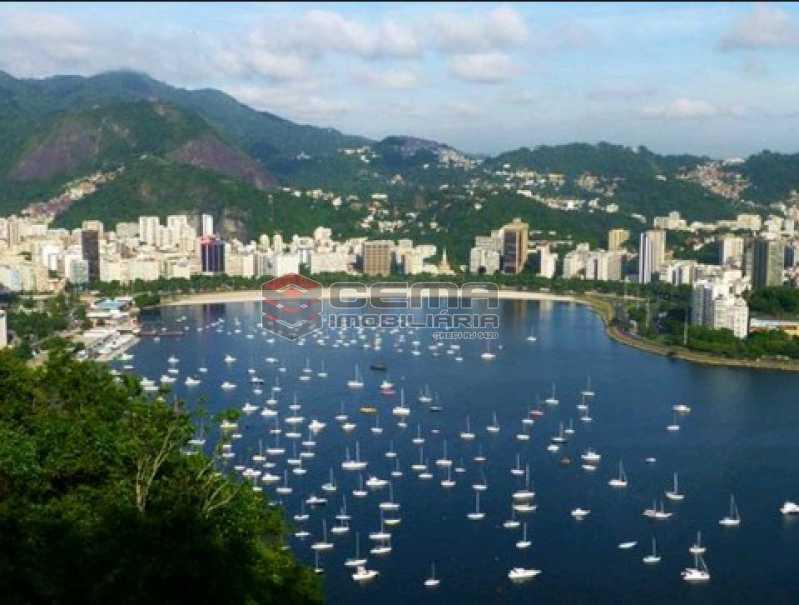 1 - Apartamento à venda Rua da Passagem,Botafogo, Zona Sul RJ - R$ 459.000 - LAAP12459 - 14