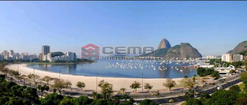 2 - Apartamento à venda Rua da Passagem,Botafogo, Zona Sul RJ - R$ 459.000 - LAAP12459 - 15