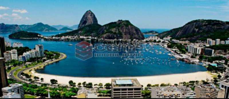 3 - Apartamento à venda Rua da Passagem,Botafogo, Zona Sul RJ - R$ 459.000 - LAAP12459 - 16