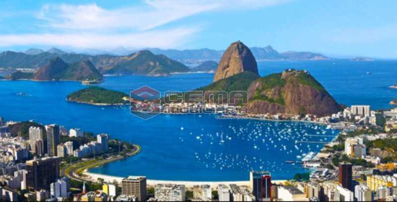 4 - Apartamento à venda Rua da Passagem,Botafogo, Zona Sul RJ - R$ 459.000 - LAAP12459 - 17
